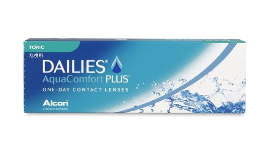 Dailies Aqua Comfort Plus for Astigmatism