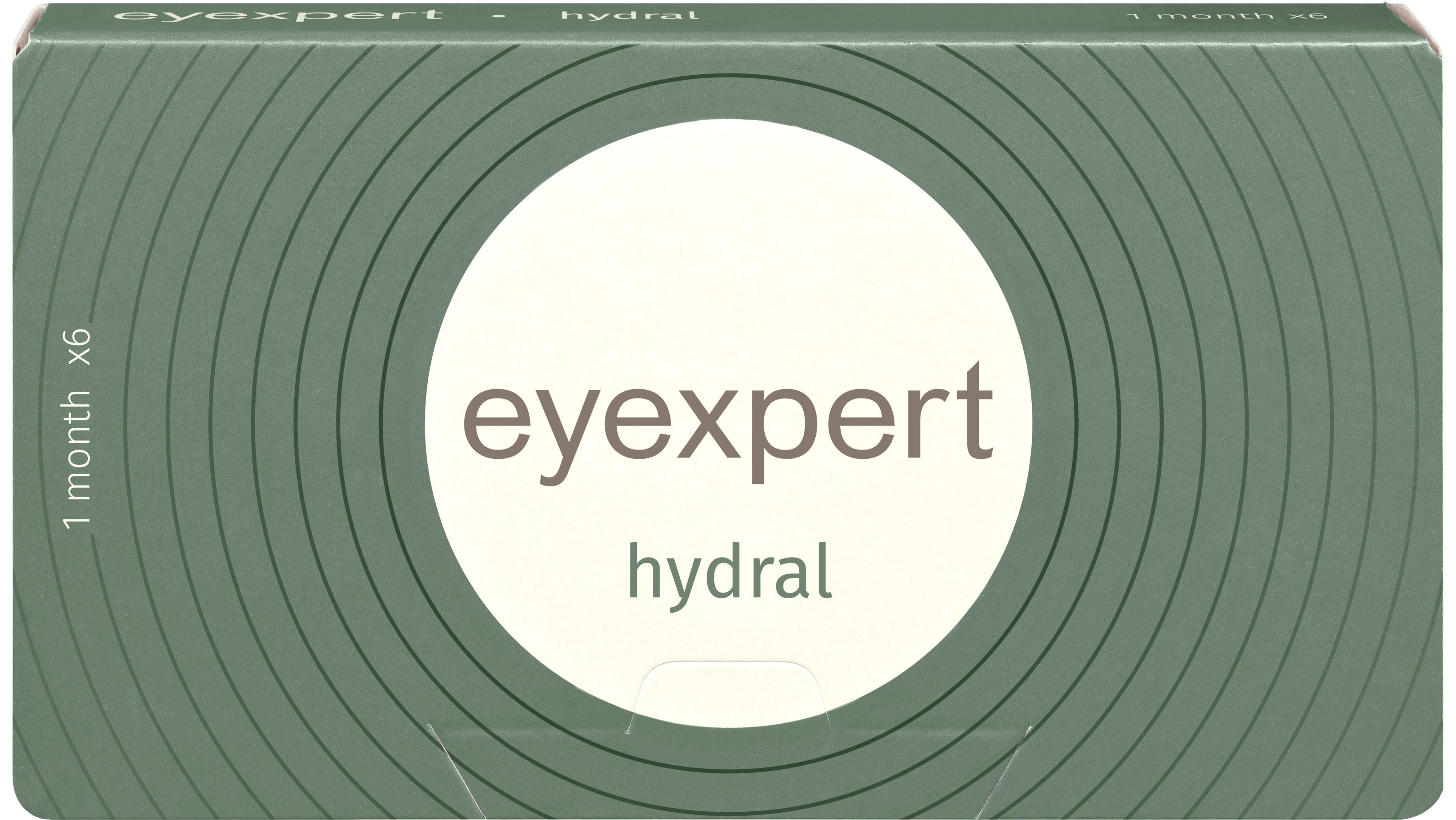 Front Eyexpert Hydral