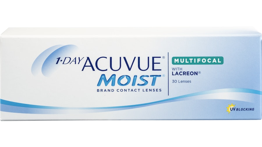 1 Day Acuvue Moist Multifocaal