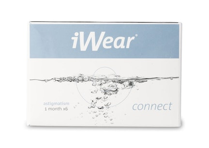 iWear Connect For Astigmatism