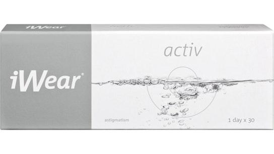 iWear Activ for Astigmatism