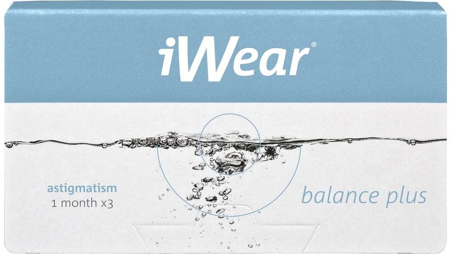 iWear Balance Plus for Astigmatism