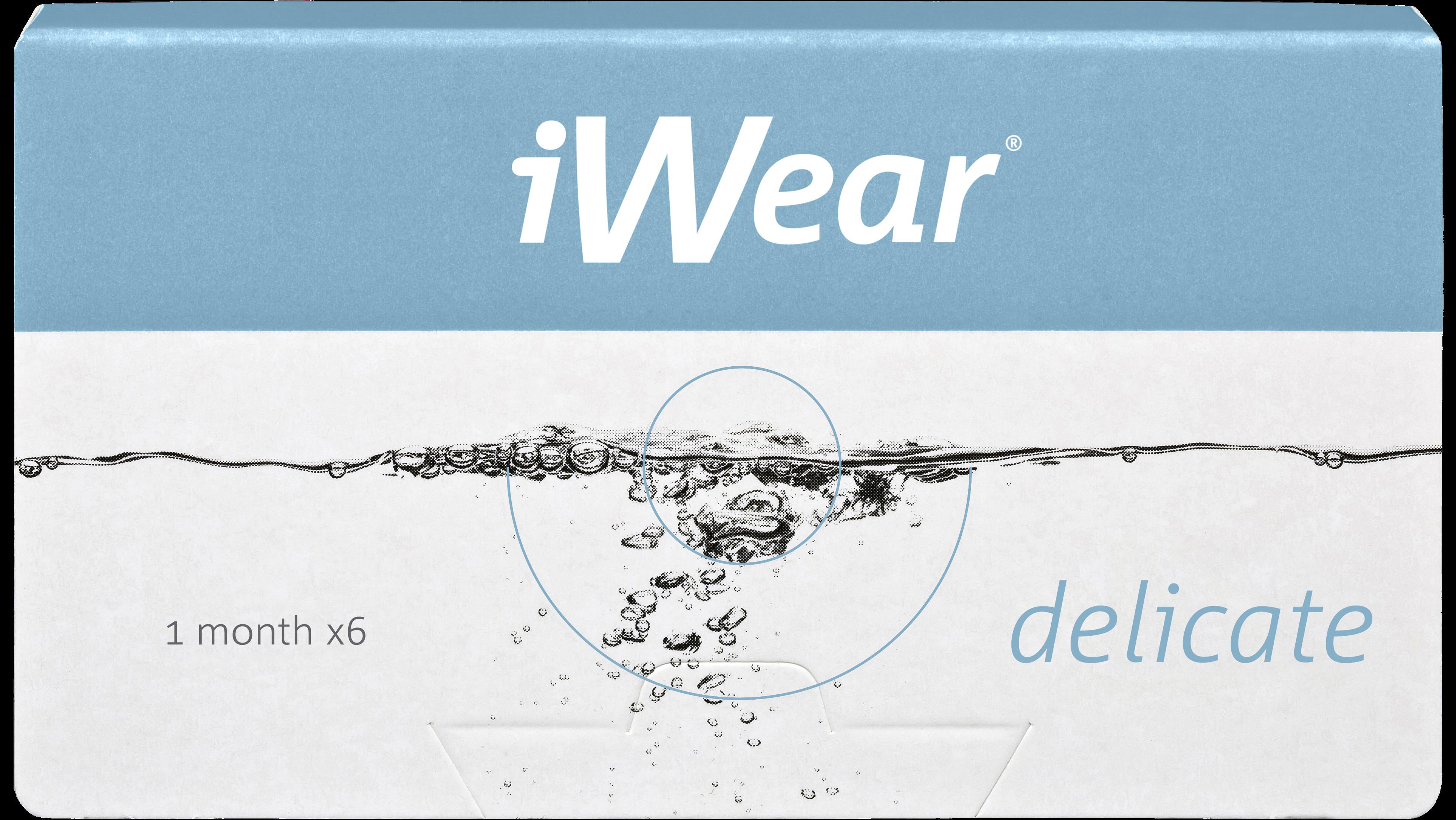 Front iWear Delicate