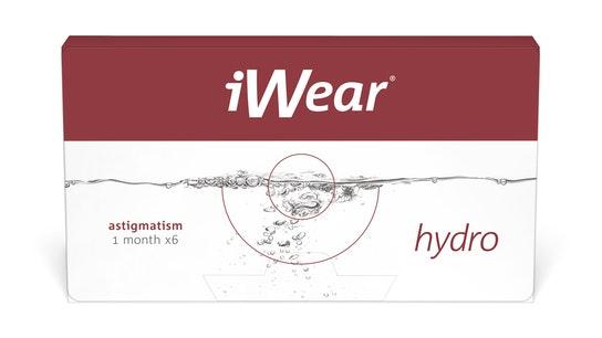 iWear Hydro for Astigmatism