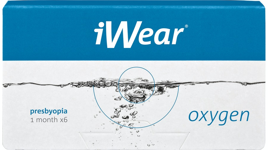 iWear Oxygen Near Multifocaal