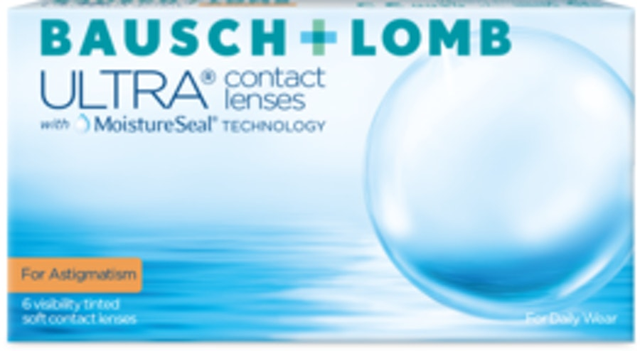 Bausch + Lomb Ultra pour astigmatism
