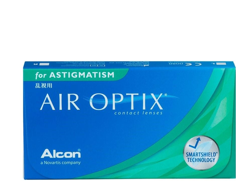 Front Air Optix for Astigmatism