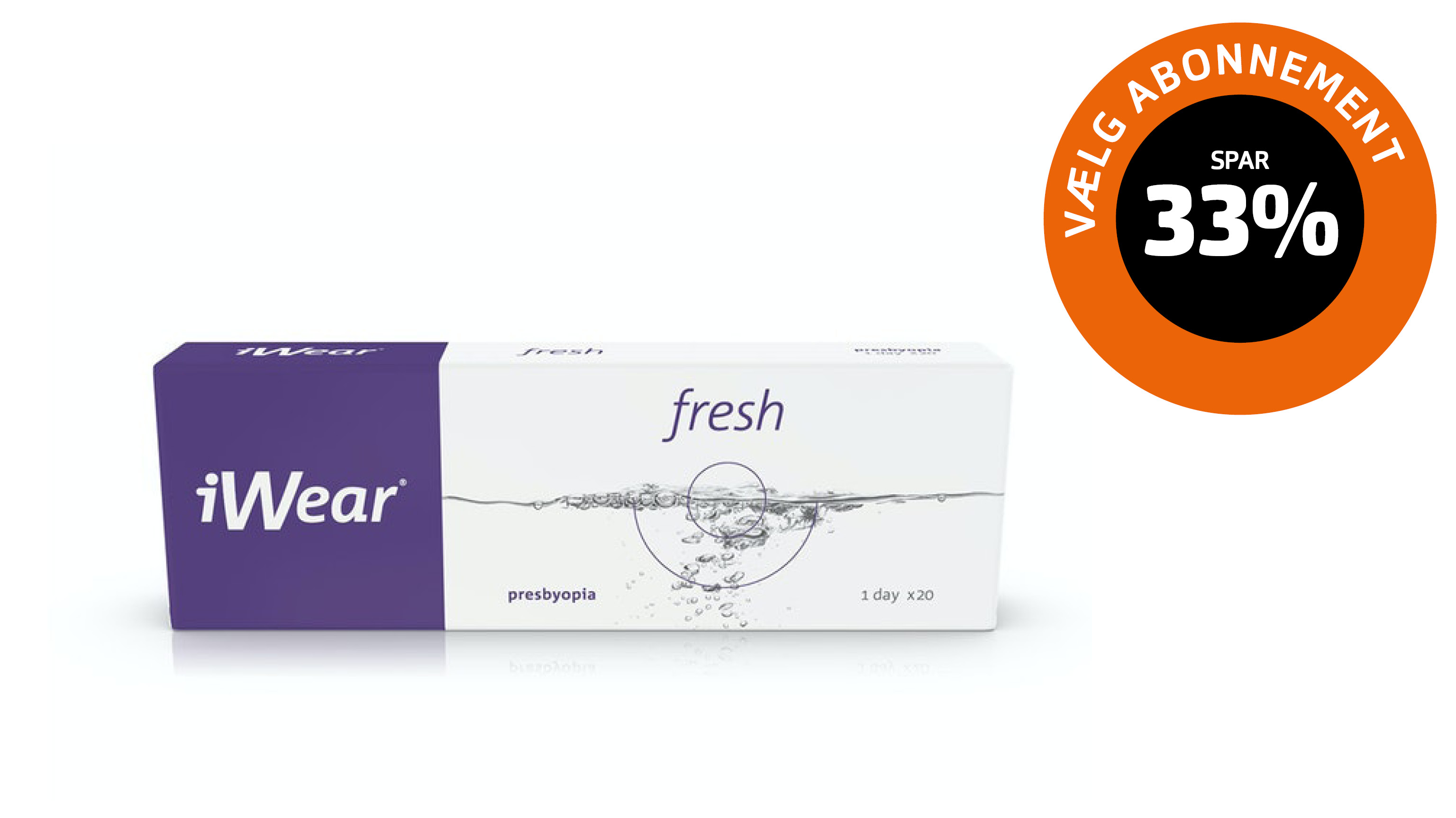 Front iWear fresh presbyopia