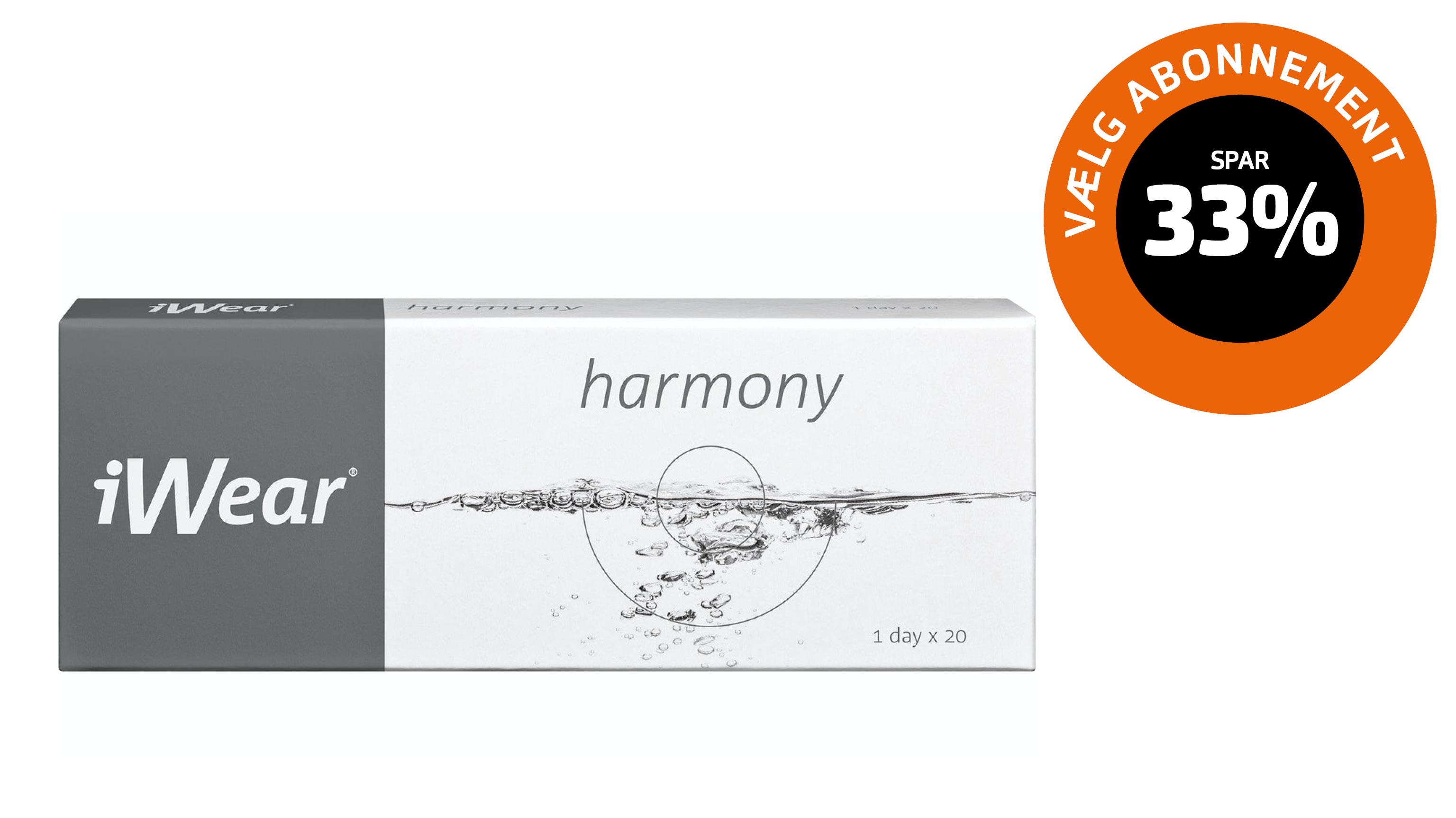 Front iWear harmony