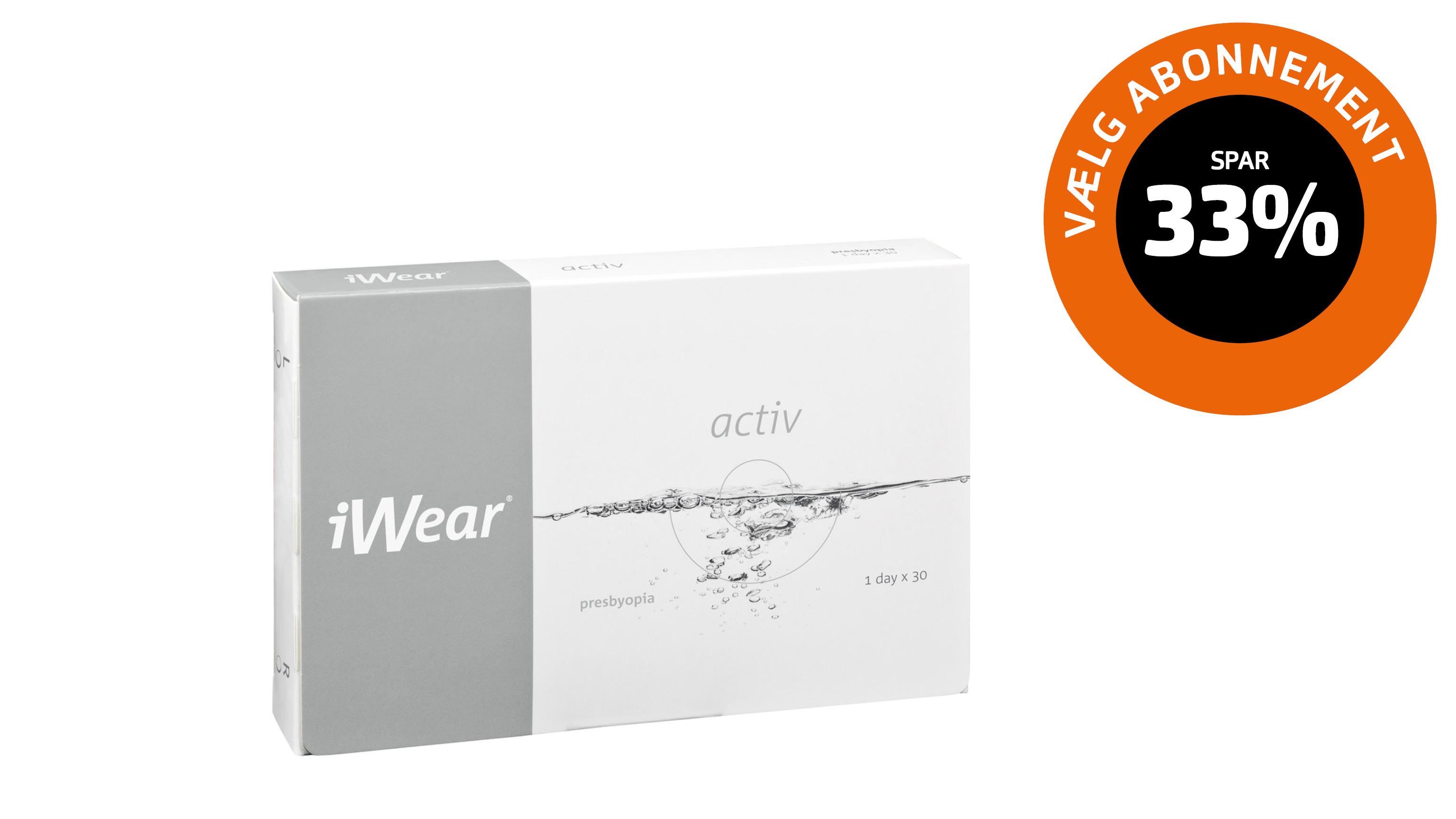 Front iWear Activ Presbyopia