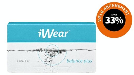 iWear balance plus