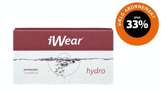 iWear Hydro Presbyopia Near