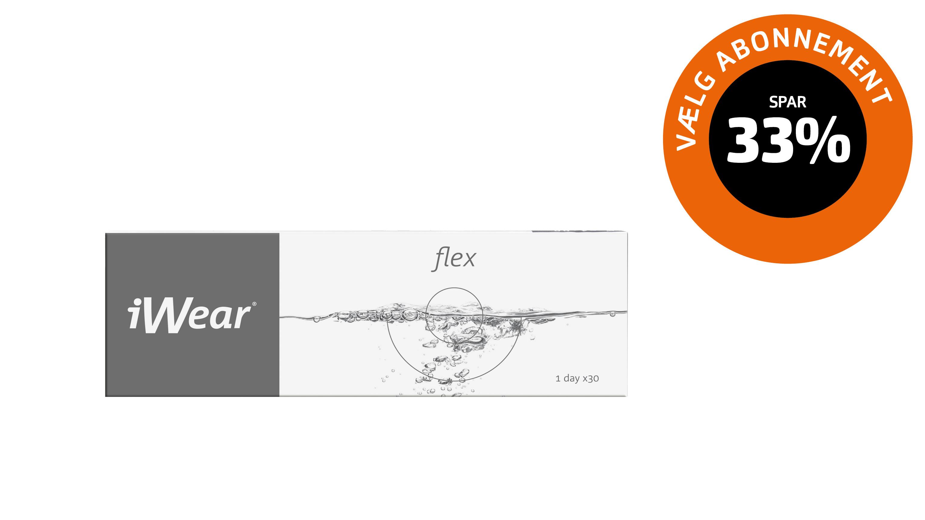 Front iWear Flex