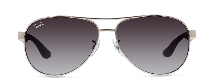 Ray-Ban 0RB3457 134/8G Silver