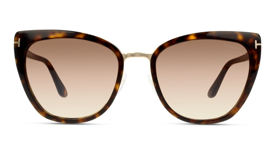 Tom Ford TF0717 52F Brun