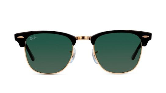 Clubmaster 0RB3016 W0365 Verde / Negro