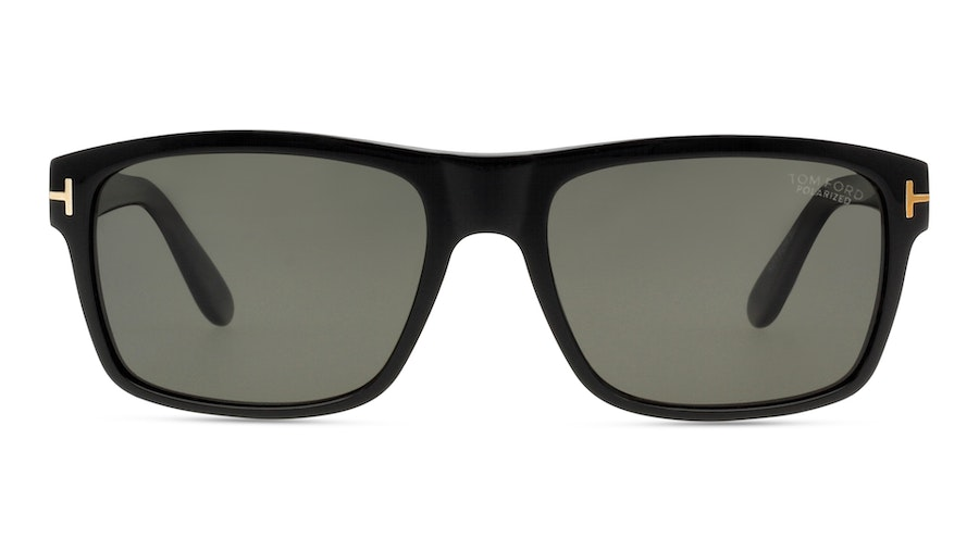 Tom Ford August FT0678 01D Gris / Negro