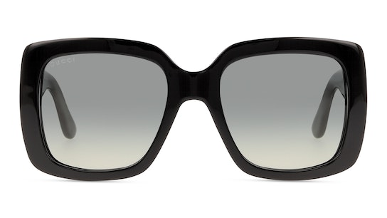 Gucci GG0141S 001 Gris / Negro
