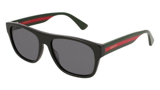 Gucci GG0341S 001 Gris / Negro