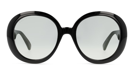 Gucci GG0712S 001 Gris / Negro