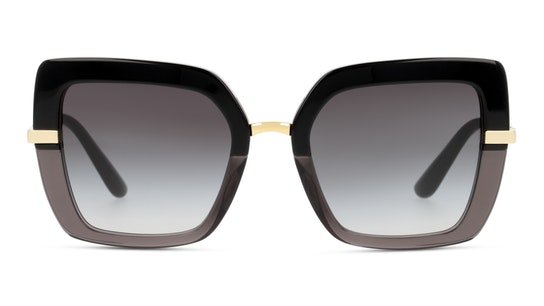Dolce And Gabbana DG4373 32468G Gris / Negro