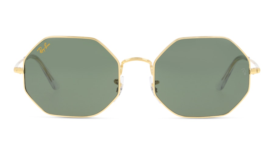 Ray Ban Octagon 0RB1972 919631 Verde / Oro