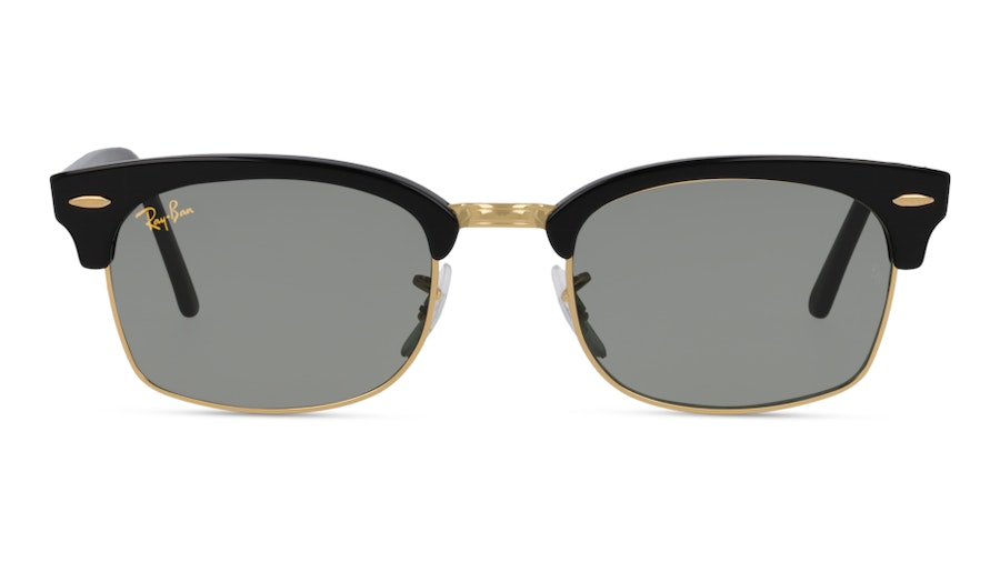 Ray Ban Clubmaster Square 0RB3916 130331 Gris / Negro