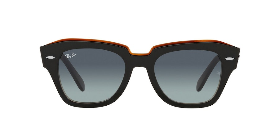Ray Ban State Street 0RB2186 13183A Azul / Negro