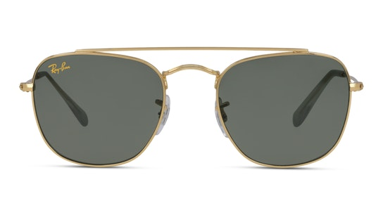 Ray Ban 0RB3557 919631 Verde / Oro