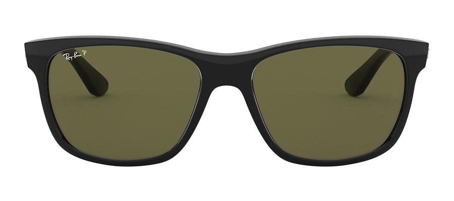 Ray-Ban RB4181 Unisex Sunglasses Green/Black