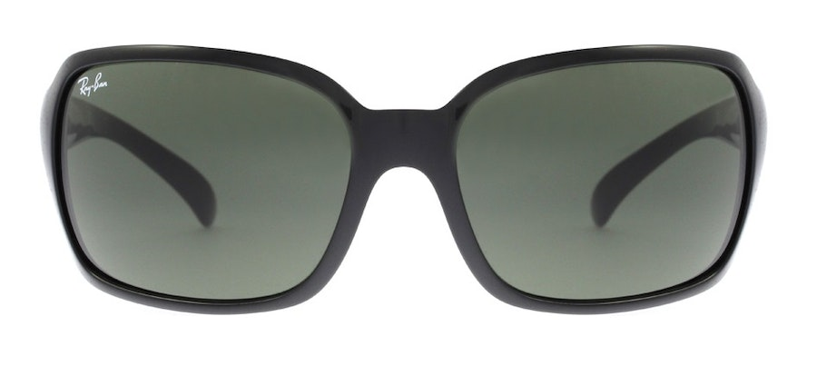 Ray-Ban RB 4068 Women's Sunglasses Green/Black
