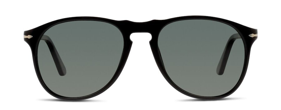 Persol PO 9649S Men's Sunglasses Green/Black
