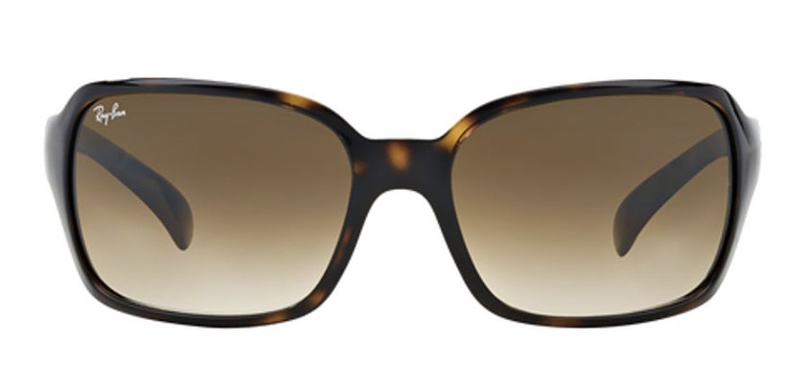 Ray-Ban RB4068 Women's Sunglasses Brown/Tortoise Shell