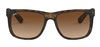 Ray-Ban Justin RB4165 Men's Sunglasses Brown/Tortoise Shell