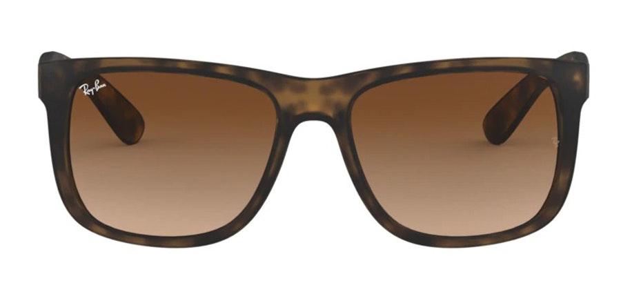 Ray-Ban Justin RB4165 Men's Sunglasses Brown/Tortoise Shell