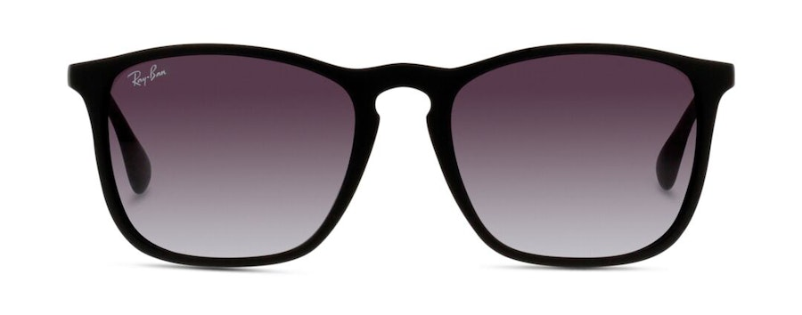 Ray-Ban Chris RB 4187 Men's Sunglasses Grey/Black