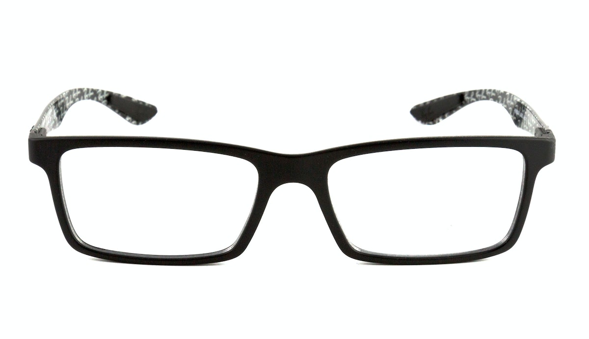 Ray-Ban Men's Glasses RX 8901 | Silver Frames | Vision Express