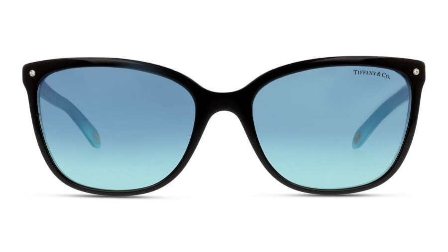 Tiffany & Co TF4105HBF Women's Sunglasses Blue/Black