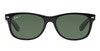 Ray-Ban New Wayfarer Classic RB2132 Unisex Sunglasses Green/Black