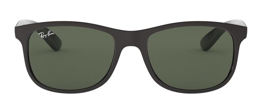 Ray-Ban Andy RB 4202 Men's Sunglasses Green/Black