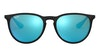 Ray-Ban Erika RB4171 Women's Sunglasses Blue/Black