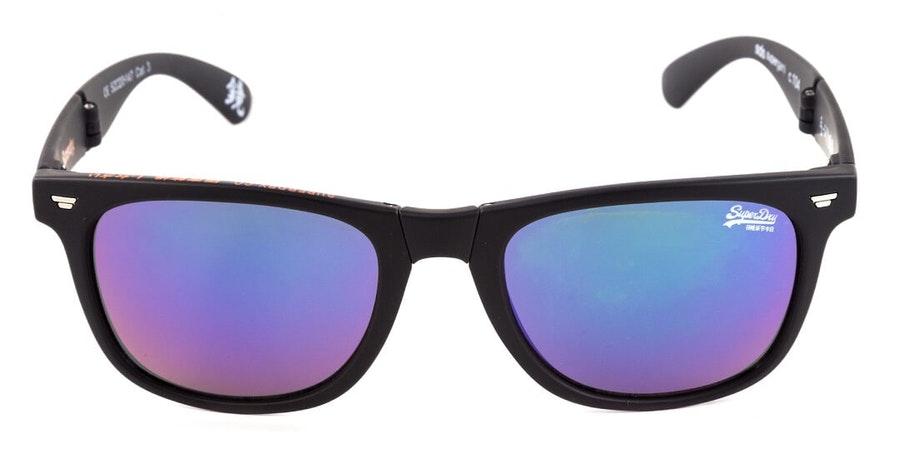 Superdry Supergami Men's Sunglasses Blue/Black