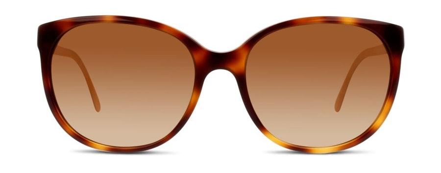 Burberry BE 4146 Women's Sunglasses Brown/Havana