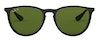 Ray-Ban Erika RB4171 Women's Sunglasses Green/Black
