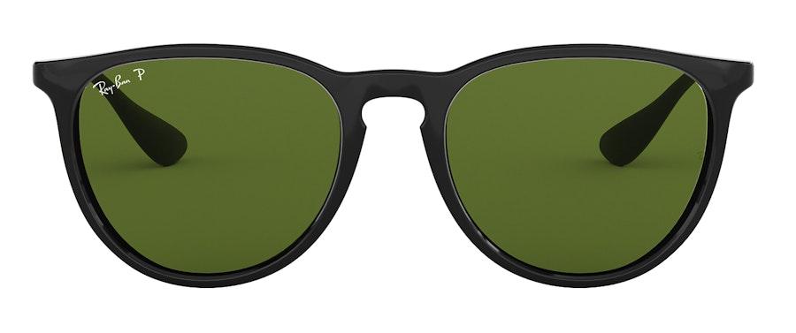 Ray-Ban Erika RB4171 Women's Sunglasses Green/Black