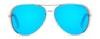 Michael Kors MK 5004 Women's Sunglasses Brown/Gold