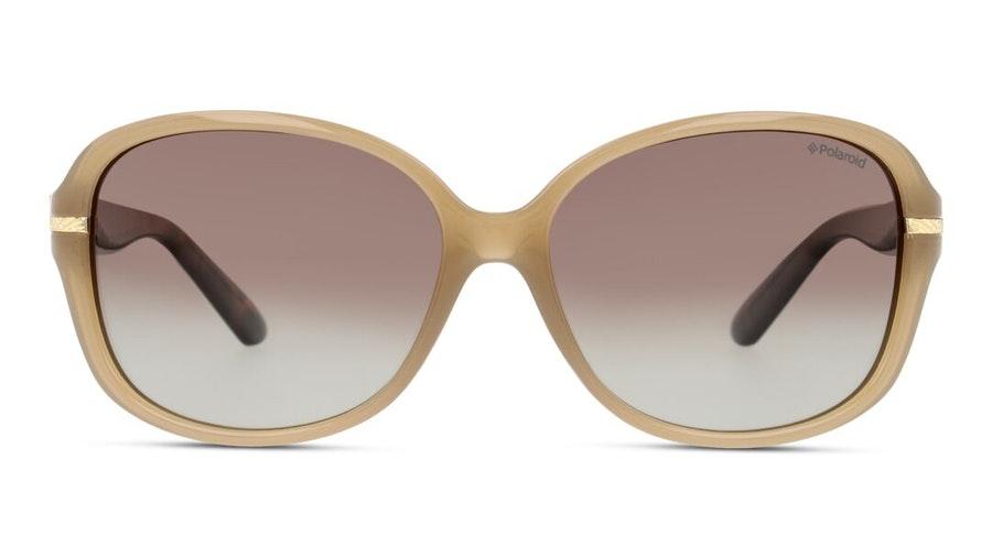 Polaroid PLD 8419/B Women's Sunglasses Brown/Brown
