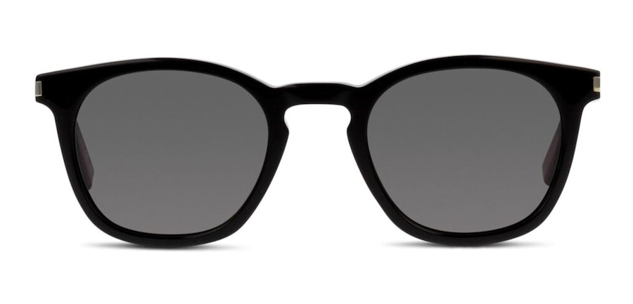 Saint Laurent SL 28 Men's Sunglasses Grey/Black
