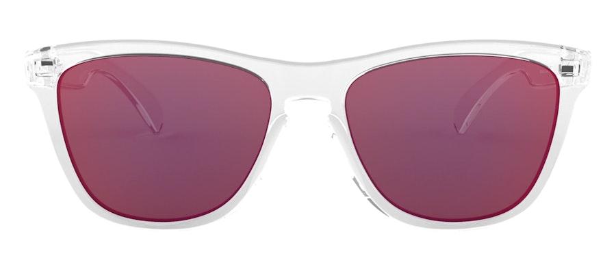 Oakley Frogskins OO9013 Men's Sunglasses Orange/Transparent