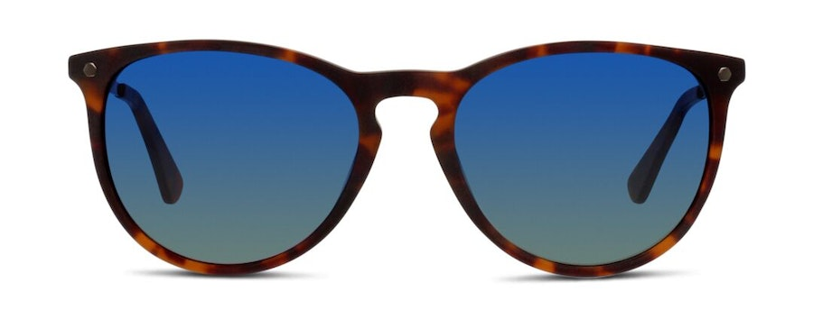 In Style EU01 Men's Sunglasses Blue/Tortoise Shell